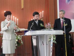 伊藤一壽先生と久美子夫人