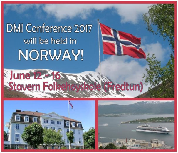 2017 DMI Norway Conference