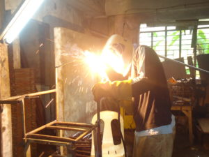 New Hope Denis Cana welding training